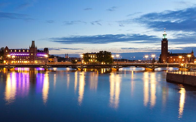 Boka konferens i/nära/omkring Stockholm
